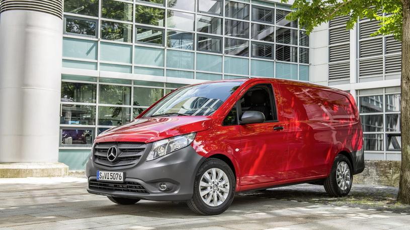 Mercedes-Benz устроит минивэнам в России