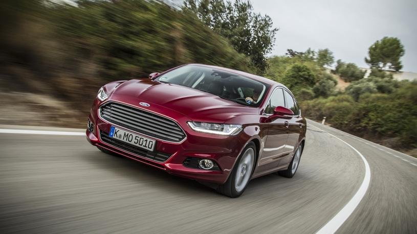 Наличие отсутствия: загадочный тест-драйв нового Ford Mondeo