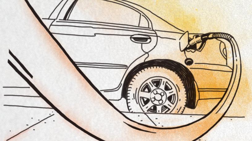 Российские ученые создали альтернативный вид автомобильного топлива