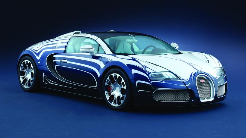 В России Bugatti и Tesla ускользнули от