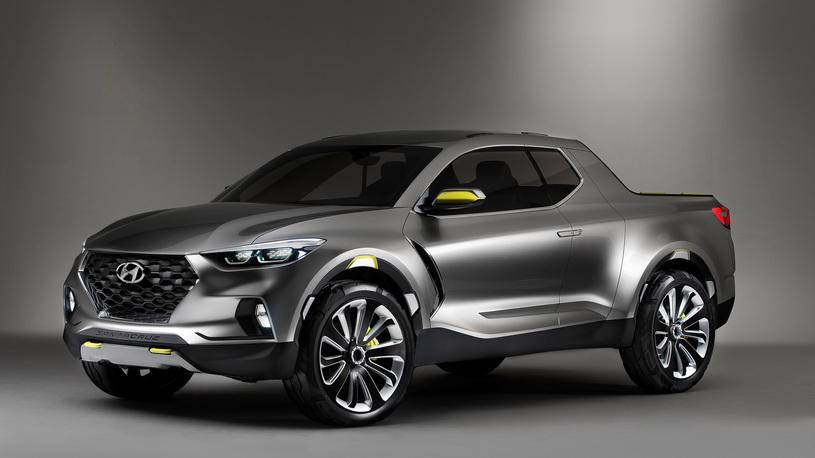 Пикап Hyundai почти готов к дебюту