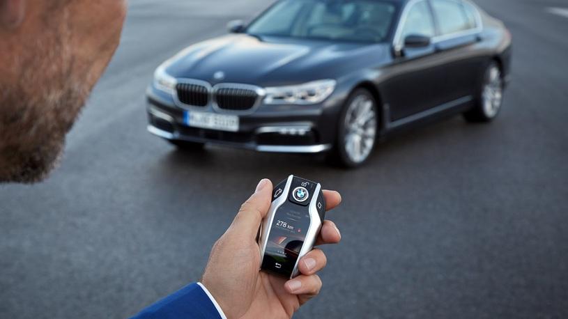 Автомобильные ключи уходят в прошлое: их заменят смартфоны