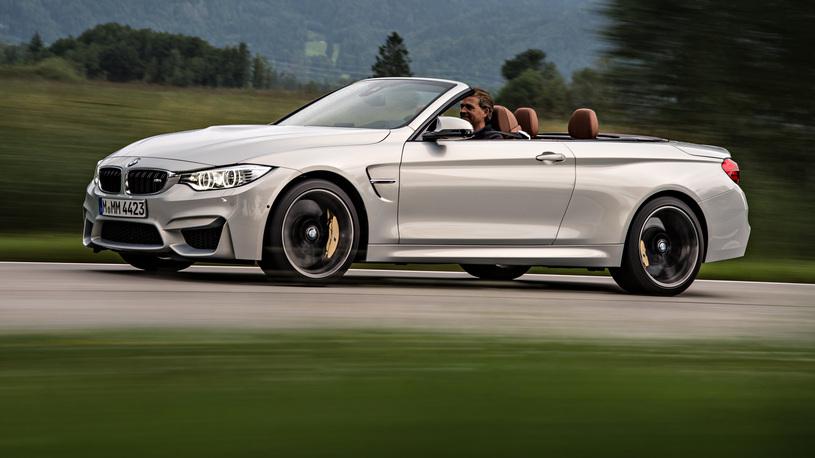 Тест-драйв кабриолета BMW M4: генератор удовольствия