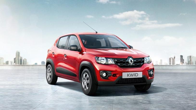 В Renault задумали выпустить маленький и очень дешевый кроссовер