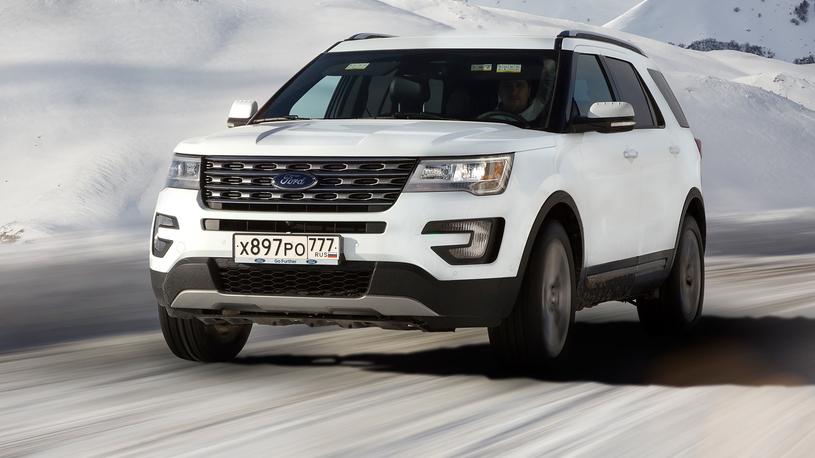 Тест-драйв Ford Explorer: все, что вы хотели знать о большом