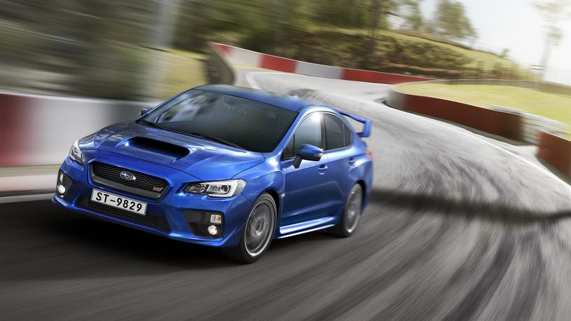 В России отзывают на ремонт спортседаны Subaru
