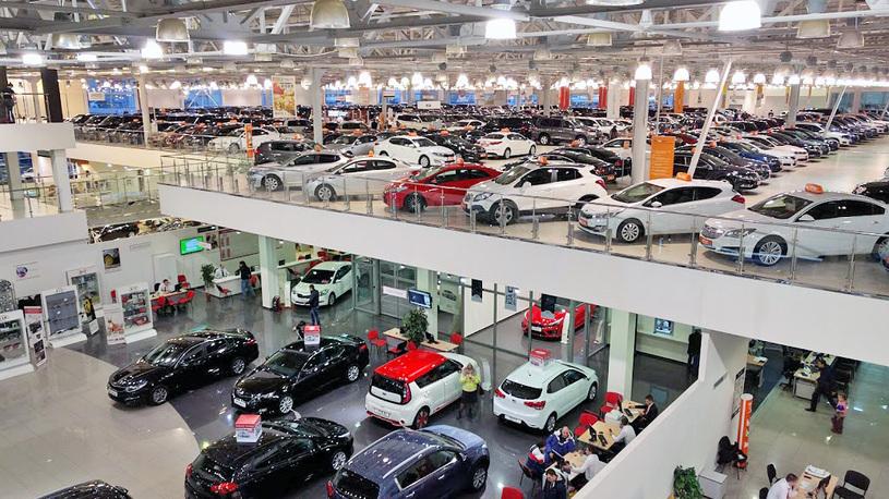 Доля автомобилей российского производства достигла исторического максимума