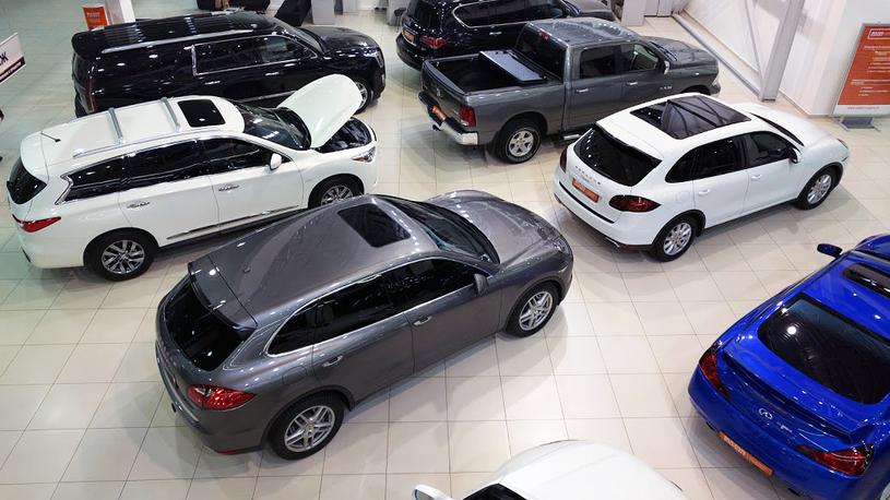 Продажи новых легковушек в России перевалили за 1 млн автомобилей