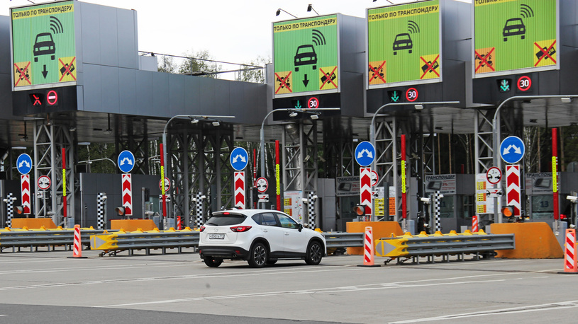 Москва не будет вводить платный въезд в центр города