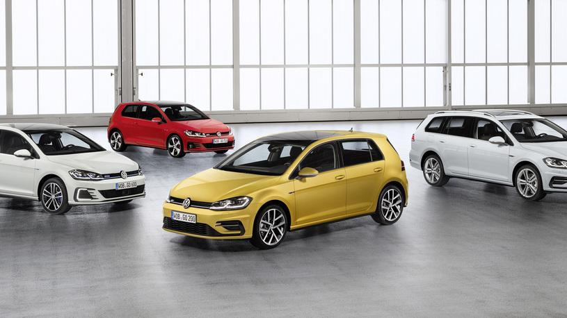 В Европе определили самые популярные автомобили