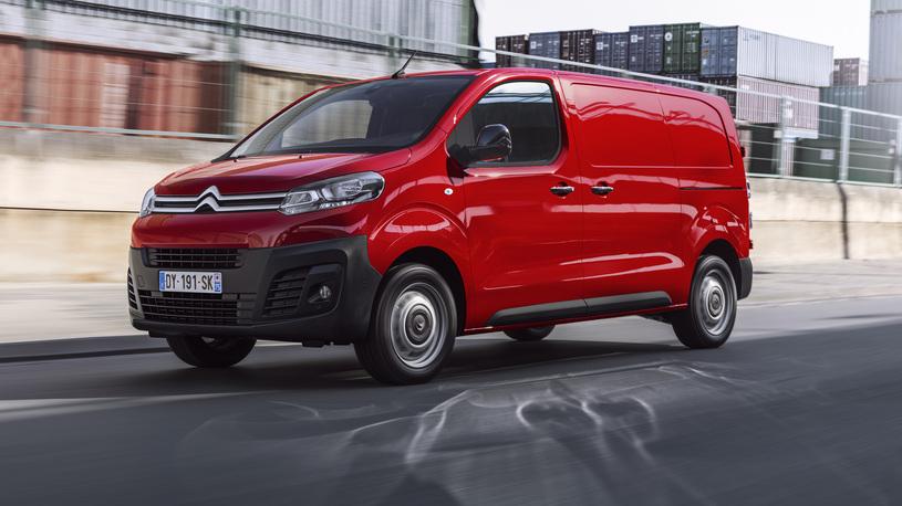 Peugeot-Citroen начнут выпускать в России коммерческие фургоны