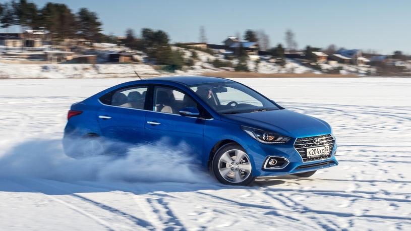 В России подорожали популярные Hyundai Solaris и Creta
