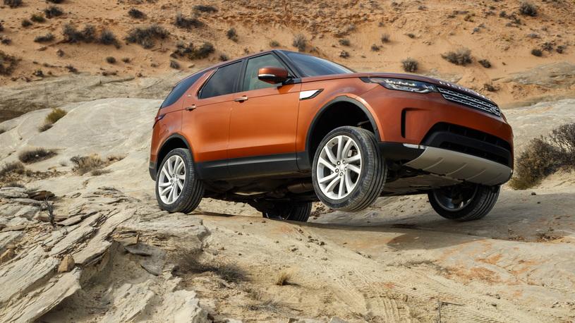 Посчитали-прослезились: ремонт пневмоподвески нового Land Rover Discovery