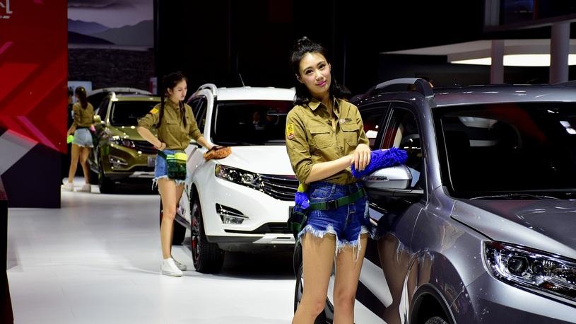 Китай открывает свой рынок для импортных автомобилей