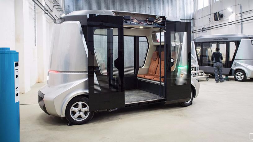 В Подмосковье возведут полигон для беспилотных автомобилей