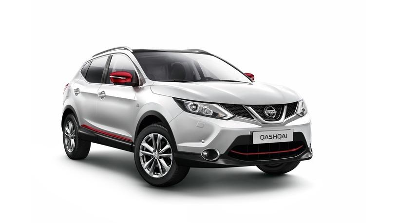 Nissan выпустил юбилейную версию Qashqai для России