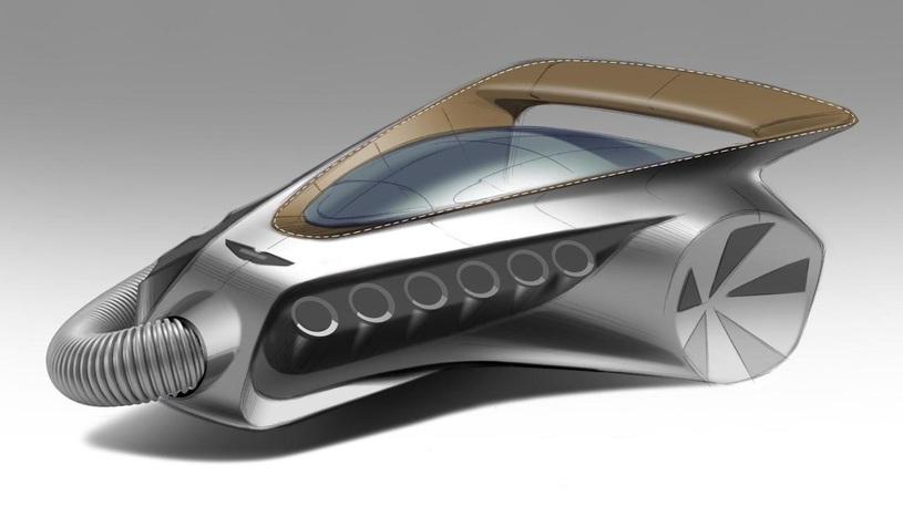 В Aston Martin пошутили над проектом электрокара Dyson при помощи пылесоса