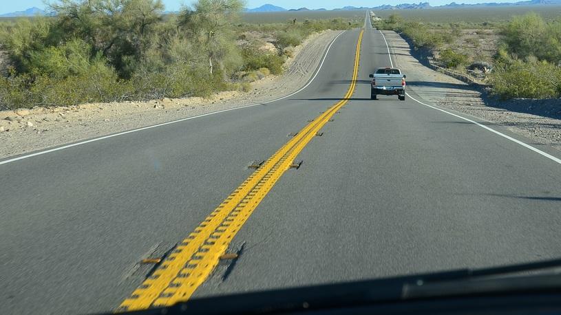 Разметку на федеральных трассах заставят звучать