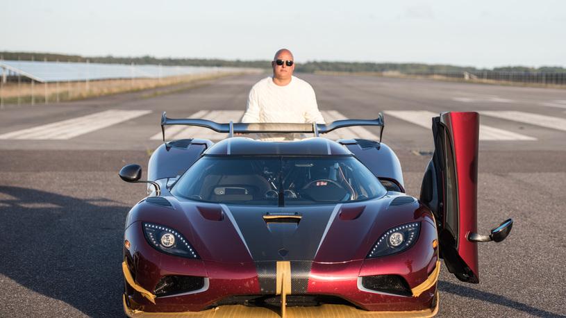 Рекорд гиперкара Bugatti Chiron не продержался и месяца