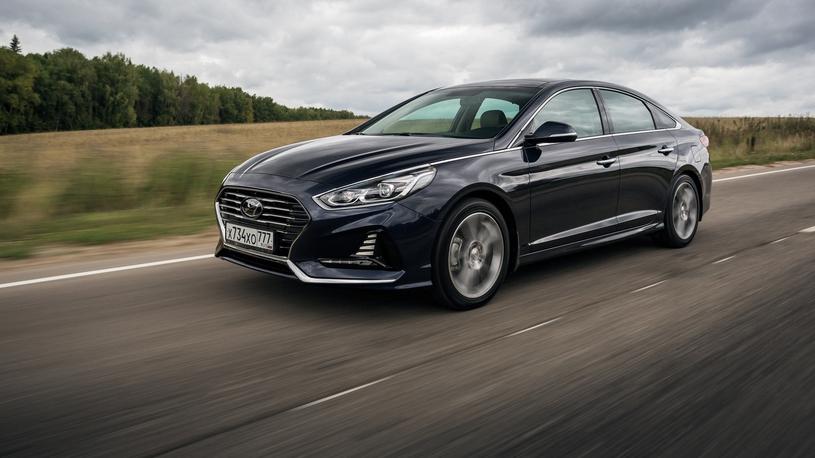 Тест-драйв Hyundai Sonata: все, что вы хотели знать о