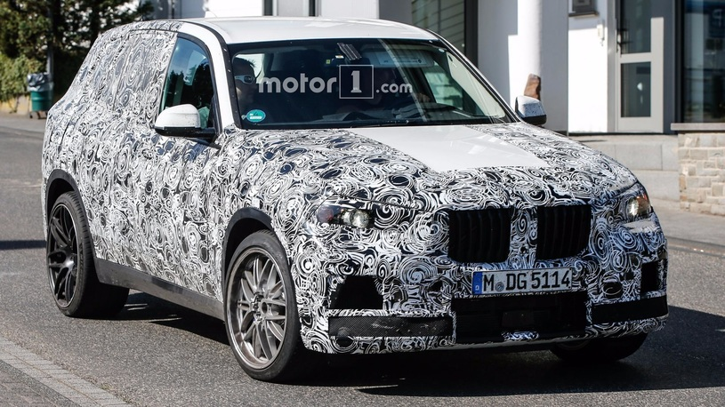 Названы сроки выхода абсолютно нового BMW X5