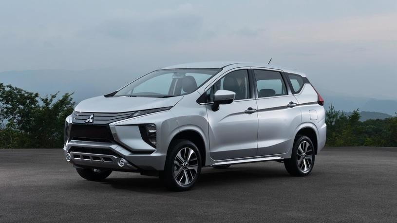 Mitsubishi может привезти в Россию новый вседорожный минивэн