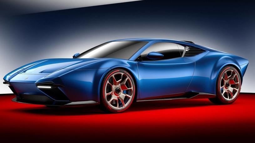 Бывший глава Lotus сделает из Lamborghini спорткар в духе De Tomaso Pantera