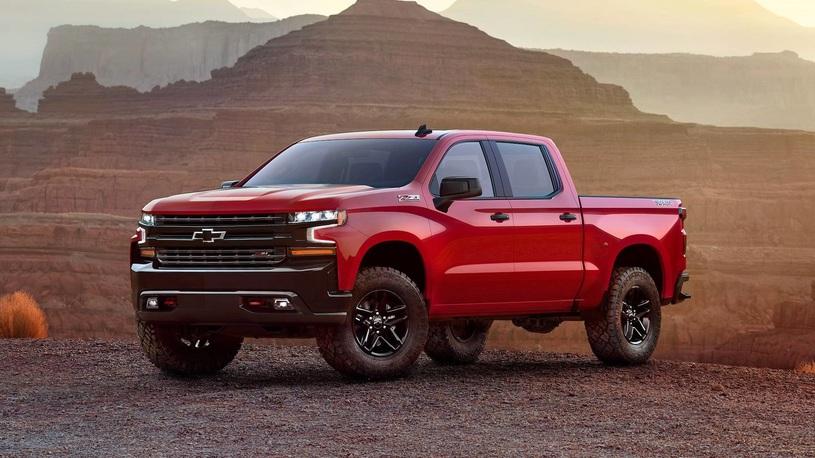 Компания Chevrolet серьезно обновила пикап Silverado