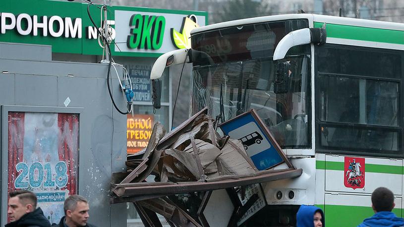Российские автобусы могут получить подушки безопасности