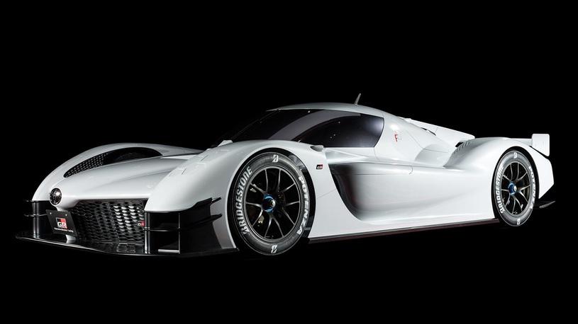 Toyota рассекретила новый 1000-сильный спорткар