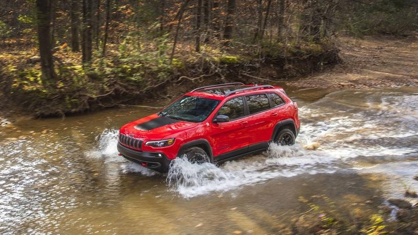 Обновленный Jeep Cherokee: российские цены