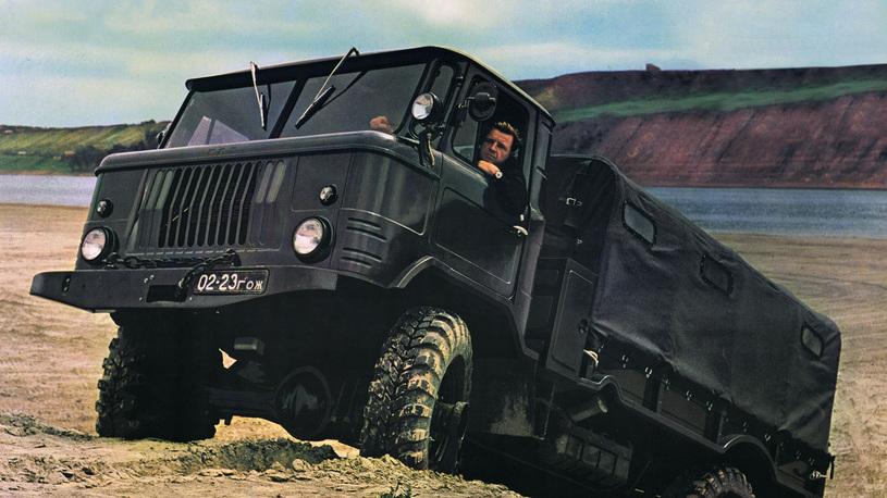 Хит-парад. Самые массовые военные автомобили СССР и России