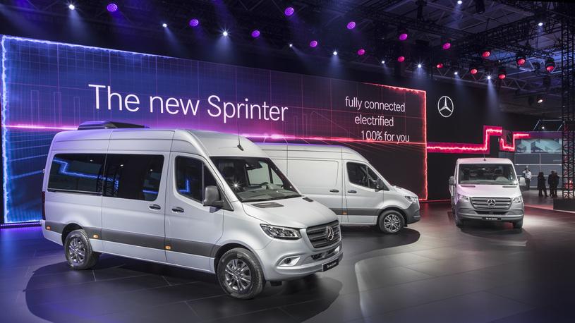 Первый обзор: чем впечатлил (и разочаровал) новейший Mercedes-Benz Sprinter