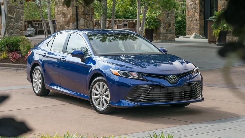 Toyota Camry возвращается на рынок Европы