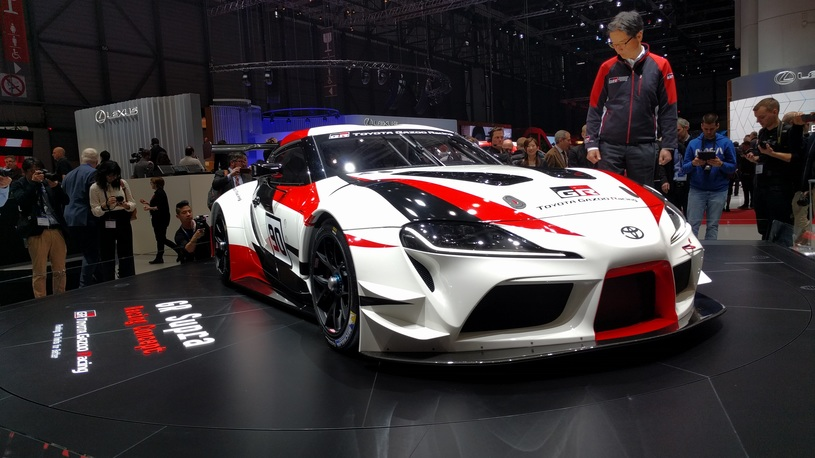 Долгожданная премьера Toyota станет новым спорткаром