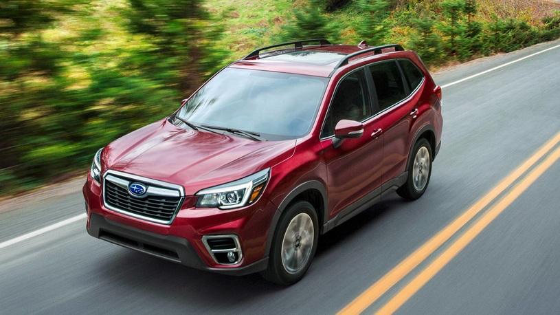 В Японии остановили выпуск автомобили Subaru
