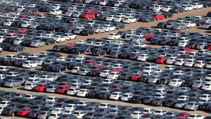 Названы самые популярные автомобили в городах-миллионниках