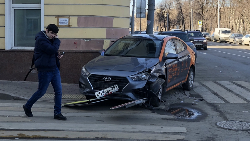 Роскомнадзор нарушил работу московского каршеринга