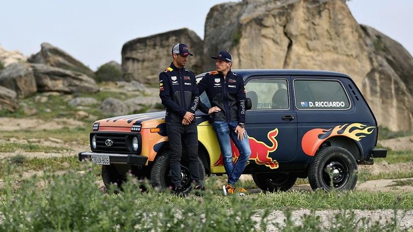Гонщики Формулы-1