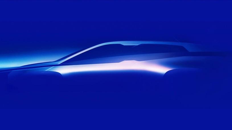 Компания BMW намекнула, как будет выглядеть будущий беспилотник марки