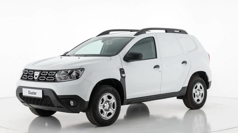 Новый Duster теперь можно купить в виде фургона