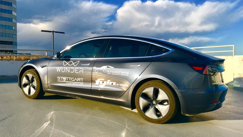 Tesla Model 3 установила рекорд дальности хода (и сразу сломалась!)
