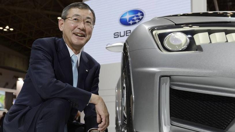 Глава Subaru ушел в отставку из-за манипуляций с выхлопами
