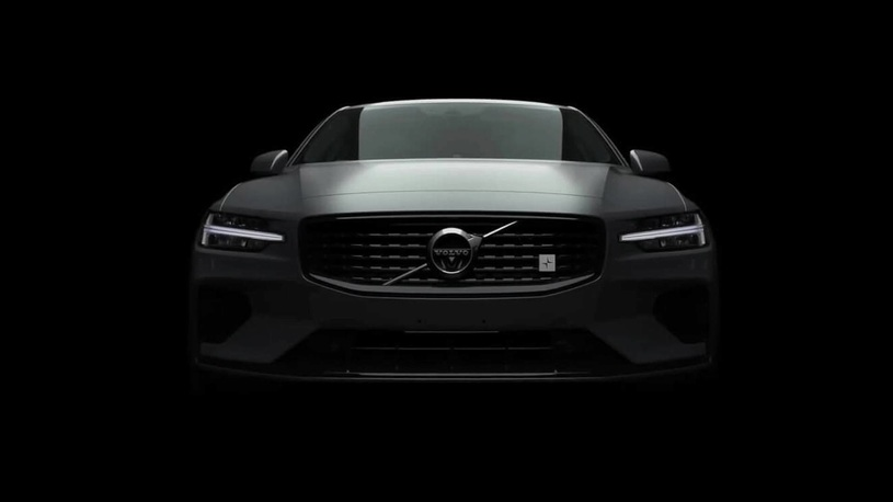 Volvo показала самую мощную версию нового S60