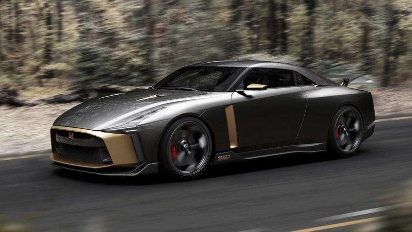 Итальянцы выпустили культовый спорткар Nissan GT-R в новом дизайне