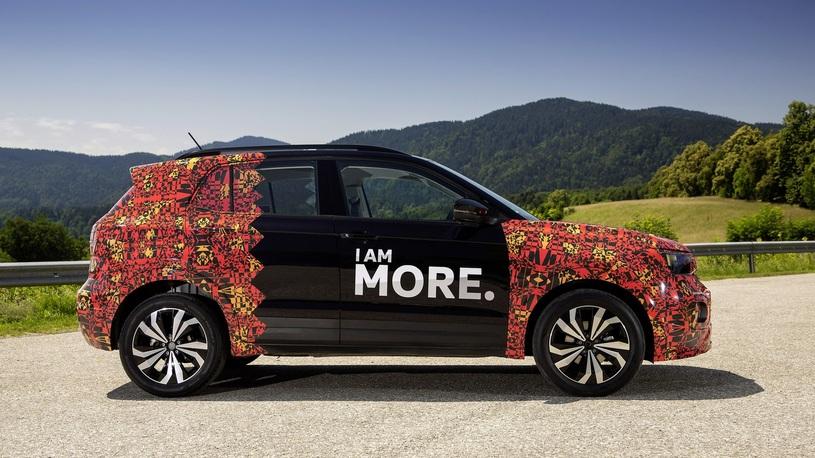 Самый компактный и доступный кроссовер Volkswagen: новые подробности
