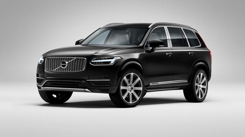В Россию привезут роскошный кроссовер Volvo