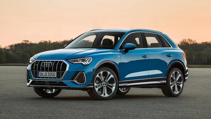 Почти 7 тысяч кроссоверов Audi отзываются из-за дефектов сборки