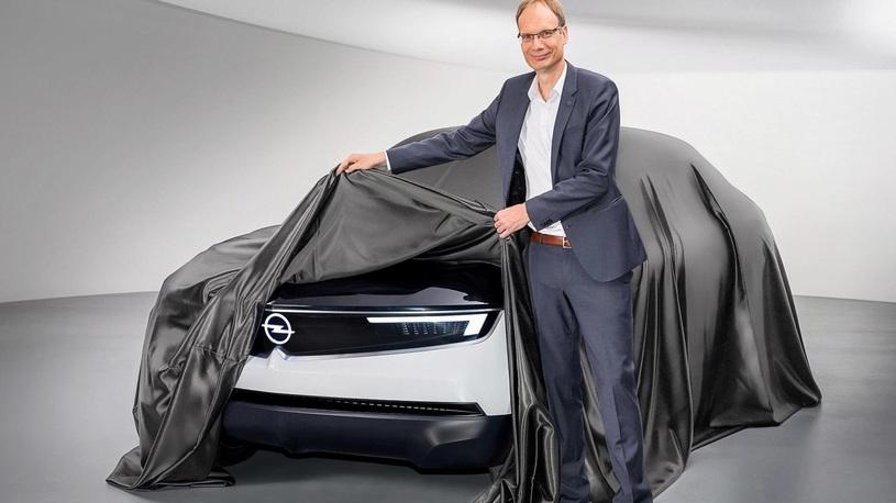 Стороны света: Opel показал свое новое