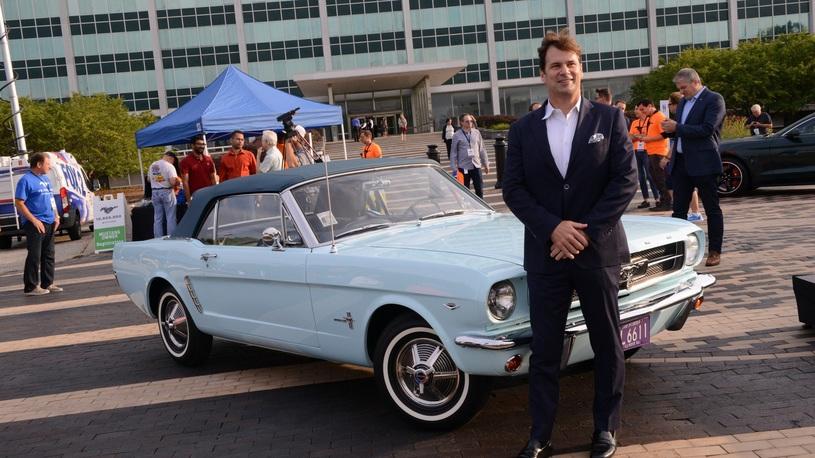 Коллекционный Ford Mustang за 30 млн рублей чуть не сдали в металлолом